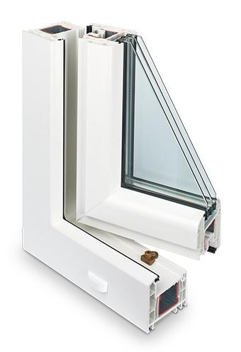 Окна из ПВХ профиля REHAU BRILLANT-Design