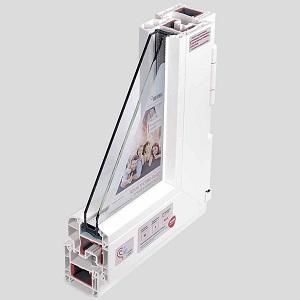 Окна из ПВХ профиля REHAU THERMO-DESIGN